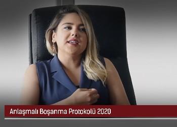 Anlaşmalı Boşanma Protokolü 2020