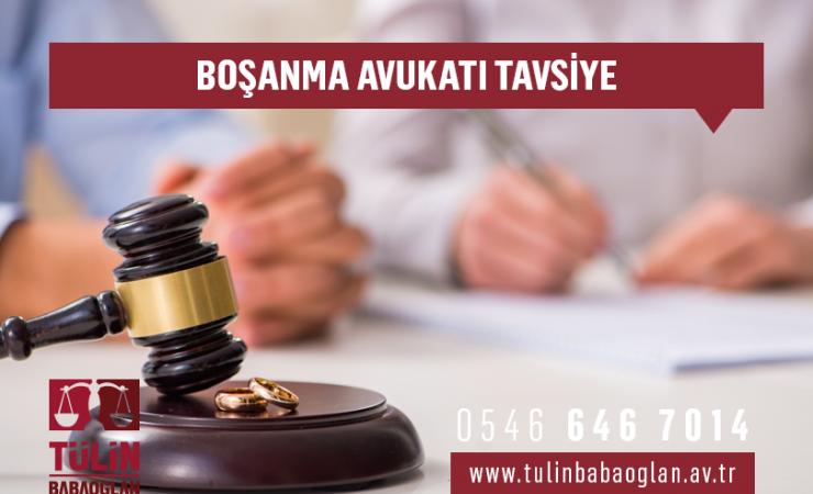 Boşanma Avukatı Tavsiye