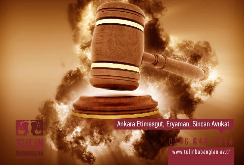 Eryaman Bölgesindeki Boşanma Davaları