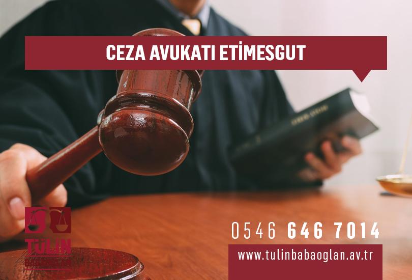 Ceza Avukatı Etimesgut