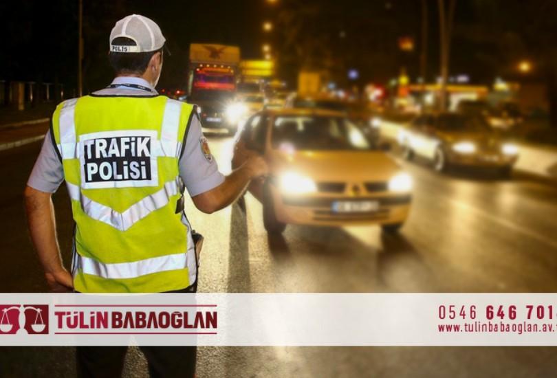 Trafik Güvenliğini Tehlikeye Sokma Suçu ( TcK M.179-180)